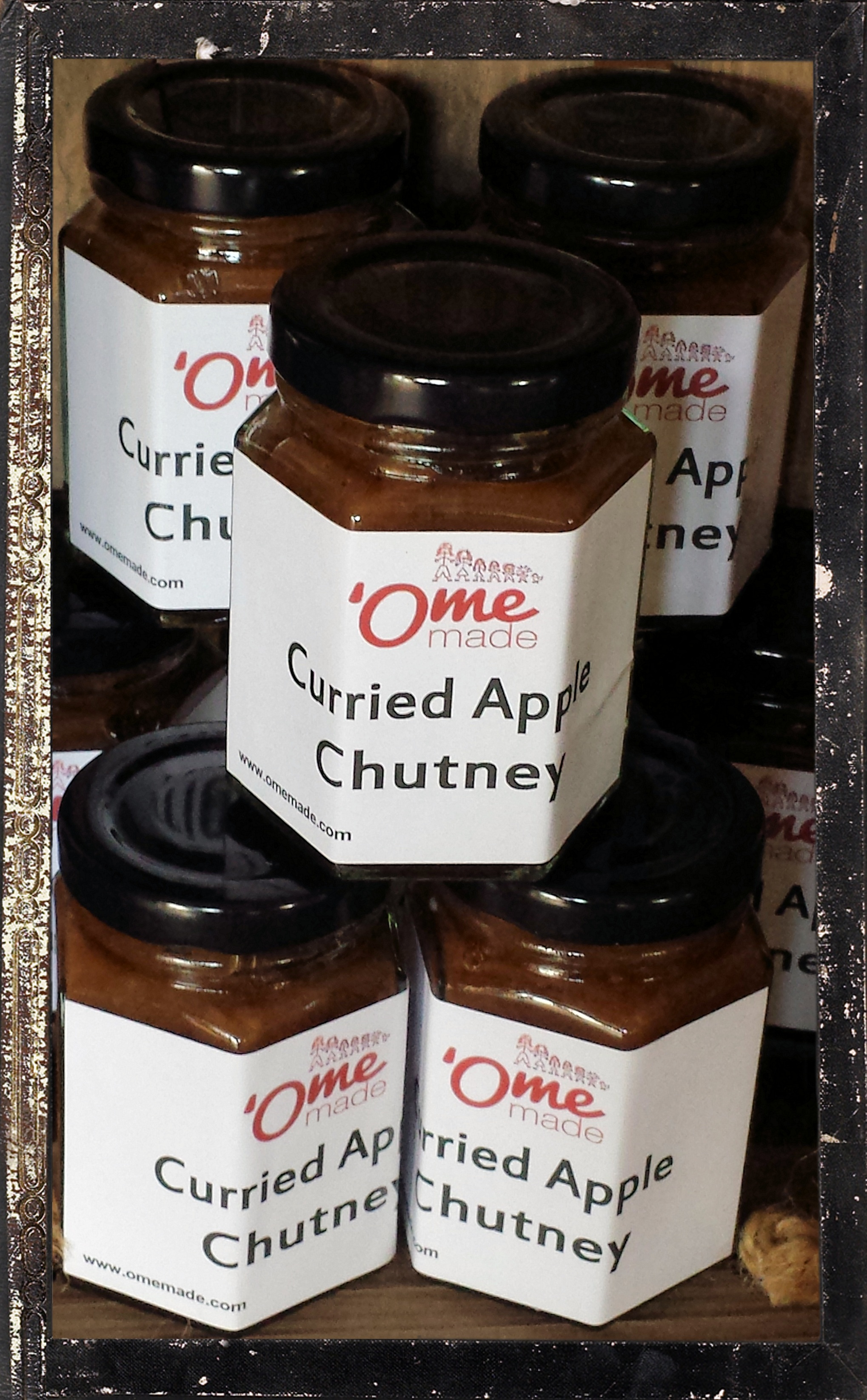 curried apple chutney 2