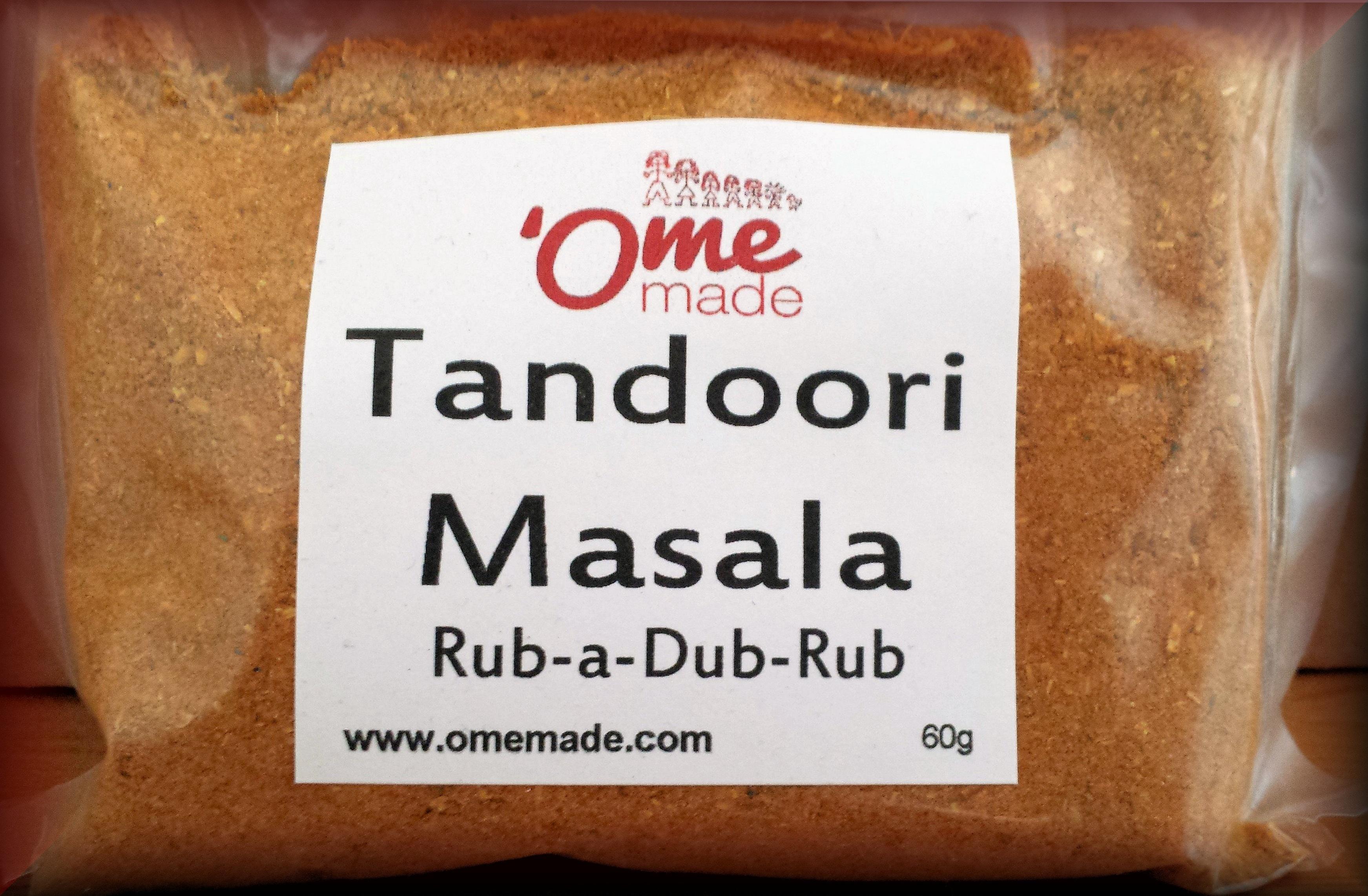 tandoori massala