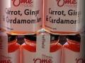 Carrot Ginger & Cardamom Jam