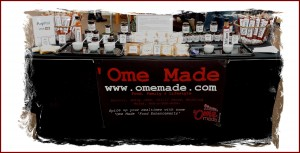 Ome Made Stall 1